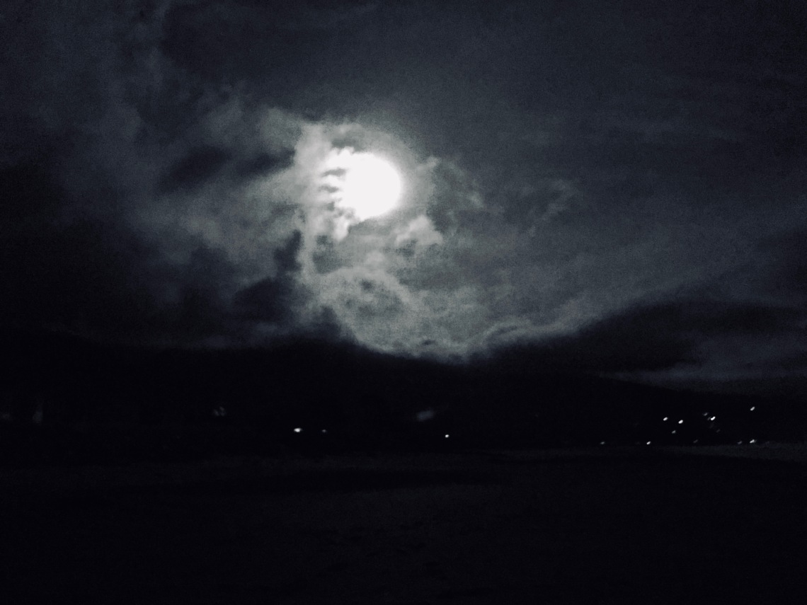winter solstice 2018 full moon